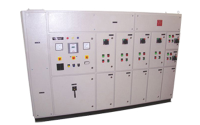 Automatic Power Factor Correction Panels - APFC Panels